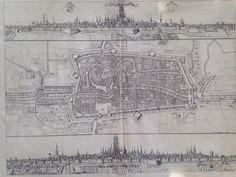 Utrecht, the Netherlands in 1598