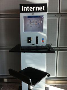 Automaten-Kultur: Internet-Automat