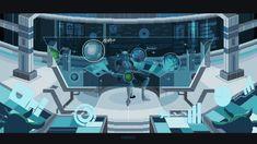 Sci-Fi and Fantasy of Kirokaze — Retronator Magazine — Medium Space Commander, Nostalgia, Beat Em Up, Frame By Frame Animation, Pixel Image, Photoshop Cs5, Retro, Game Design, Animated Gif