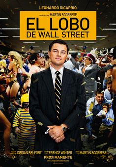The Wolf of Wall Street Directed by Martin Scorsese. Starring: Leonardo DiCaprio, Jonah Hill, Margot Robbie, Matthew McConaughey,Rob Reiner and Kyle Chandler. Streaming Movies, Hd Movies, Movies Online, Movie Tv, Watch Movies, Movies Free, Hd Streaming, Movies 2014, Film Watch