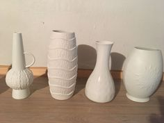 Nice vases from Bavaria, Germany in our shop in shop. Houtplein 16, Haarlem, The Netherlands