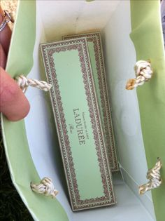 laduree boxes | paris vacation