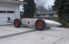 """belly tank racer 