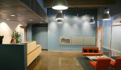Twitter y Facebook contribuyeron al fracaso de Digg (entrevista)  Imagen: Digg-oficinas
