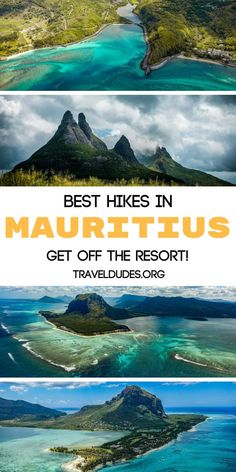 An offbeat island guide to the best hiking spots in Mauritius. Whether booking a honeymoon or traveling solo, ditch the beach and resorts by heading into the jungle. Start in Port Louis and head to Le Pouce Mountains for panoramic views perfect for photog Hotel Mauritius, Mauritius Travel, Mauritius Island, Mauritius Honeymoon, Fiji Islands, Cook Islands, Africa Destinations, Travel Destinations, Cool Places To Visit