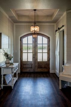 52 Favourite Farmhouse Entryway Design Ideas Home/Decor/Diy/Design 52 Favourite Farmhouse Entryway Design Ideas Home/Decor/Diy/Design The post 52 Favourite Farmhouse Entryway Design Ideas Home/Decor/Diy/Design appeared first on Baustil. Farmhouse Remodel, Farmhouse Decor, Modern Farmhouse, Farmhouse Ideas, Farmhouse Front, Farmhouse Style, Farmhouse Lighting, Farmhouse Kitchen Curtains, Farmhouse Sinks
