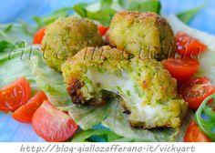 Polpette+di+zucchine+e+pancarre+senza+uova