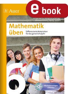 Mathematik üben Klasse 6 | unterrichtsmaterialien24.de