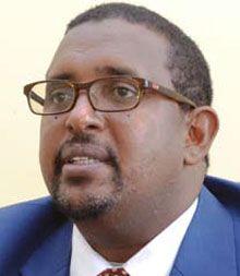 Isiolo Deputy Governor: H.E Mohamed Guleid