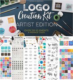 Logo creation kit vol.5 artist edition