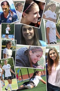 I love Alex Morgan!