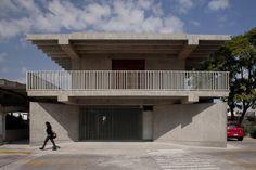 Vespertinas Nuevo Continente School / Miguel Montor