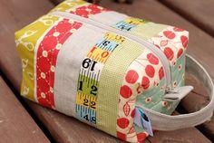 Zippy Box Bag | por Retro_Mama
