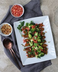 Grab a cup of tea and pull up a chair. Because this week I'm dedicating a longer post to introduce tempeh (an Indonesian protein staple you'll want to get to know) and share tips for managing holiday stress. This may be one of the more polarizing recipes I've posted. Polarizing in that you may feel