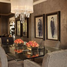 Dining Room Design, Pictures, Remodel, Decor and Ideas - page 11