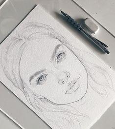 Now I know what to do, if you have a creative crisis – just do sketches 🌱 ___… – sarah conly – TechUve Photos Jetzt weiß ich, was zu tun ist, wenn Sie eine kreative Krise haben – machen Sie einfach Skizzen 🌱 ___… – sarah conly – Portrait Sketches, Art Drawings Sketches, Cool Drawings, Sketch Art, Illustration Sketches, Pencil Drawings, Painting & Drawing, Artist Painting, Drawing Tips