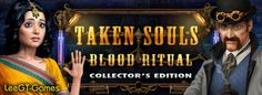 LeeGT-Games: Taken Souls: Blood Ritual Collector's Edition