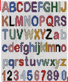Monograma e numeros