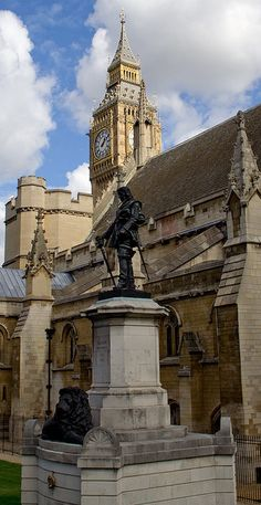 Oliver Cromwell    		Lord Protector of the Commonwealth of England, Scotland and Ireland