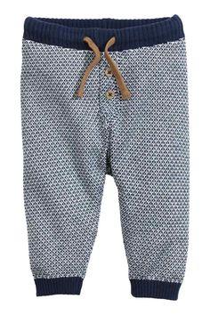Pantalon en maille | H&M
