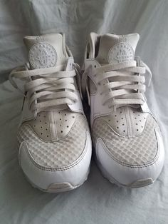 cc478ee5b2e3 Men Shoes Nike Air Huarache Run Ultra All White 819685-101 Men s Size 10.5   fashion  clothing  shoes  accessories  mensshoes  athleticshoes (ebay link)