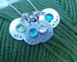 Super cute  http://www.etsy.com/listing/92159095/free-shipping-in-us-hand-stamped