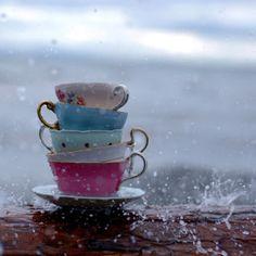 Decor Amor: rain