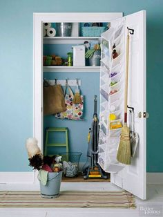 Great closet ideas
