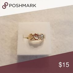 Gold toe ring 14k gold filling toe ring... No Negotiating price Jewelry Rings