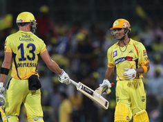 #Chennai clinch victory against Pune in a close game : Chennai: Apr 19, 2012     Chennai Super Kings (CSK) rode on a half century each from Subramaniam Badrinath and Faf du Plessis and a disciplined show from their bowlers as they beat Pune Warriors India (PWI) by 13 runs in their Indian Premier League match at Chennai on Thursday.