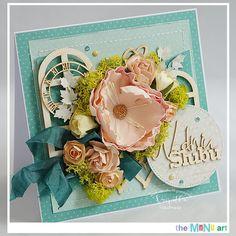 Odskocznia vairatki: W dniu ślubu Wedding Cards, Container, Handmade, Scrapbooking, Wedding Ecards, Hand Made, Scrapbooks, Memory Books, Wedding Invitation Cards