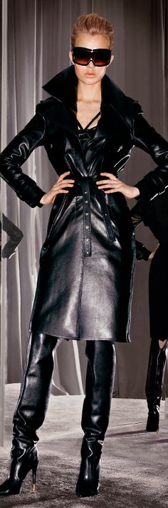 Tom Ford Fall 2012 Lookbook....definitely my kind of outfit... Lovely