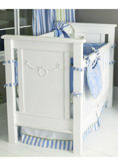 Newport Cottages Alexis Crib #nurseryfurniture #babycrib @Layla Grayce