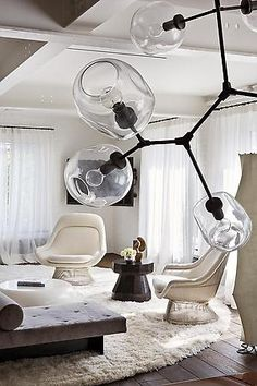 Platner Easy Chairs | Julie Hillman Design - Projects - MEATPACKING DISTRICT