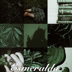 Esmeralda // name aesthetic