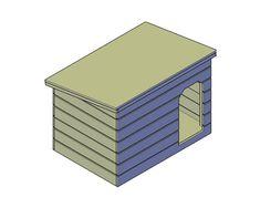 Download Hier Gratis Bouwplannen - Doe Het Zelver - Alles over bouwplannen en klustips Home Furniture, Outdoor Furniture, Outdoor Decor, Woodworking Plans, Woodworking Projects, Outdoor Storage, How To Plan, Diy, Design