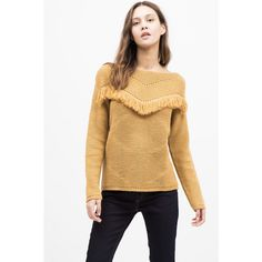 Pull frange, sweater femme - sinequanone