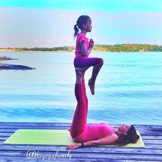 The Yoga Family
