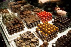 Bélgica: as melhores lojas de chocolate do país
