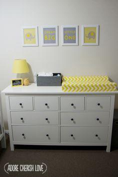 Dream Big Little One - Free Nursery Printable