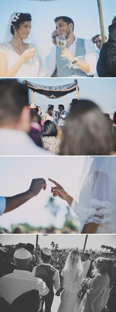 Carmel and Aviv | 'love carnival in a green house' DIY Jewish wedding at the groom's rose farm, Northern Israel
