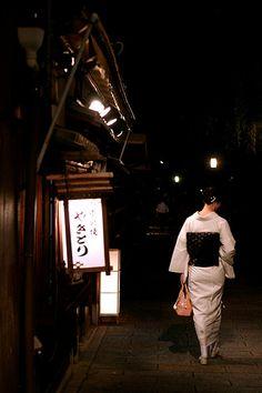 Kyoto - Shinbashi Dori