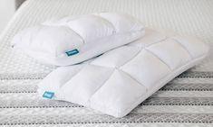Leesa Hybrid Pillow: Customizable Cooling Pillow for Hot Sleepers Cheap Pillows, Foam Pillows, Most Comfortable Pillow, Parachute Home, Side Sleeper Pillow, Support Pillows, Best Pillow, Good And Cheap, Dust Mites