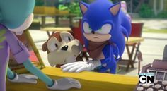 Follow Sonic Boom
