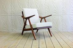 Arne Hovmand Olsen Rosewood Oak Danish Lounge by RetroSpecList