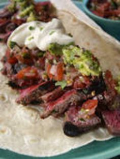 Killer marinade..Use for skirt or flank steak. Fajitas are extra special with this marinade.