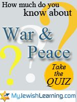 war and peace quiz