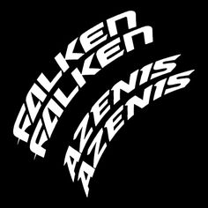 Falken Azenis – Tire Stickers
