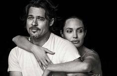 Brad Pitt não teria aceitado bem o pedido de divórcio de Angelina Jolie. O galã, inclusive, teria im... - Divulgação