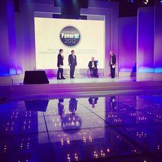 C est parti! #fevad #favori2012 à Studio Gabriel #thesocialbureau